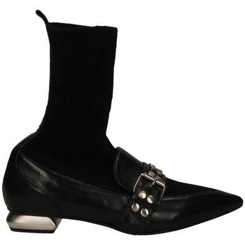 Zapatos Mujer Botines Mivida TEQUILA/MASAI nero-nero