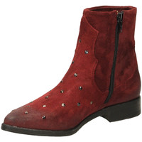 Zapatos Mujer Botines Fabbrica Dei Colli PLAY FOD.PELLE 00034-bordeaux
