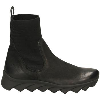 Zapatos Mujer Botines Fabbrica Dei Colli READY FOND.TESSUTO 00282-nero