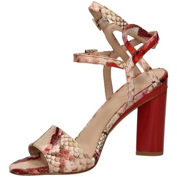 Zapatos Mujer Sandalias What For GEORGIA red-rosso