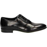 Zapatos Hombre Derbie Edward's RICCIO CUOIO ALPACA nero-nero