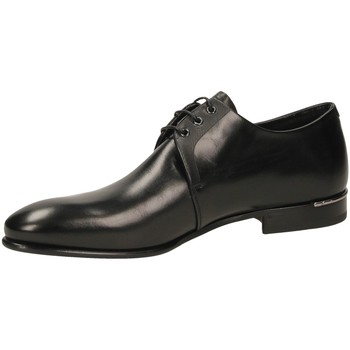 Zapatos Hombre Derbie Fabi NAGOYA nero-nero