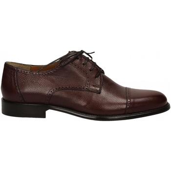 Zapatos Hombre Derbie Edward's OLBIA SACCHETTO testa-di-moro