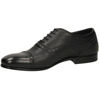 Zapatos Hombre Derbie Fabi FLUORO nero-nero