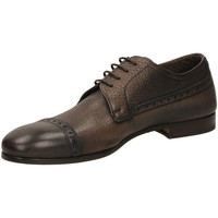 Zapatos Hombre Derbie Fabi FLUORO ebano-ebano