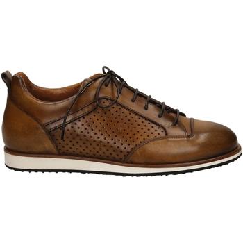 Zapatos Hombre Zapatillas bajas Edward's DARK cuoio-cuoio