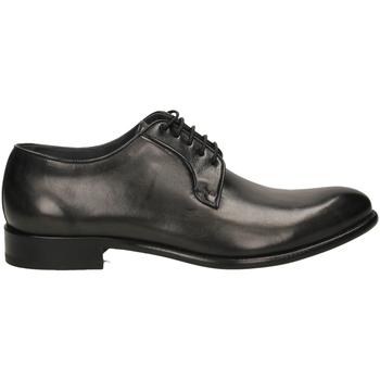 Zapatos Hombre Derbie Brecos MONTECARLO DELAVE grine-grigio-nero