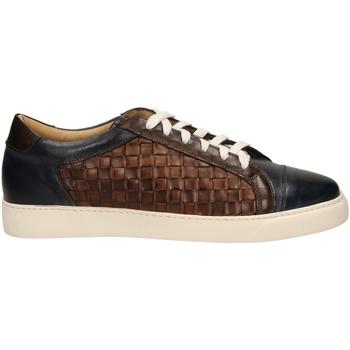 Zapatos Hombre Zapatillas bajas Brecos CAPRI azztm-blu-marrone