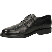 Zapatos Hombre Derbie Edward's LIGHT nero-nero
