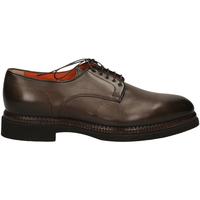 Zapatos Hombre Derbie Santoni DERBY 5F.TOM.LISCIA tum32-marrone