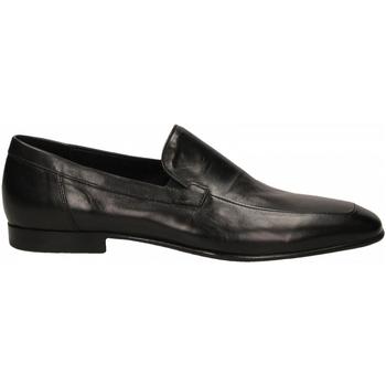 Zapatos Hombre Mocasín Edward's FIESTA FORATO BUTTERO nero