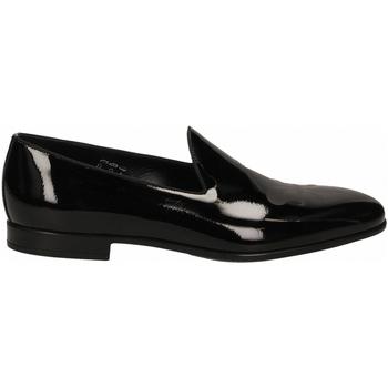 Zapatos Hombre Mocasín Rossi GOMMA 83 NERO - VERNICE nero