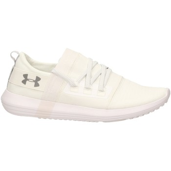 Zapatos Hombre Running / trail Under Armour UA VIBE white-bianco