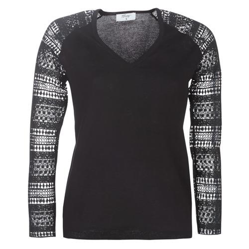 Betty London LOLA Negro - Envío gratis | ! - textil jerséis Mujer