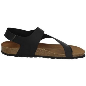 Zapatos Hombre Sandalias Interbios CÓmodas de interbios Negro