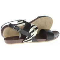 Zapatos Mujer Sandalias Wrangler Lola Safary WL141652-62 negro