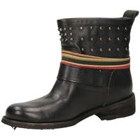 Zapatos Mujer Botines Felmini LAVADO black-nero