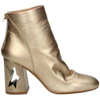 Zapatos Mujer Botines Tiffi  tawny-platino