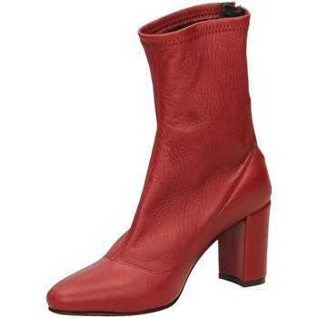 Zapatos Mujer Botines L'arianna NAPPA ELAST. rosso-rosso