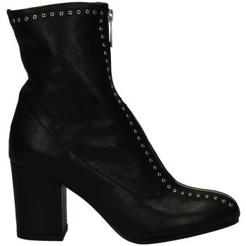 Zapatos Mujer Botines Lemaré ROCK nero-nero