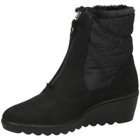 Zapatos Mujer Botas de nieve Enval D RX 22755 nero-nero