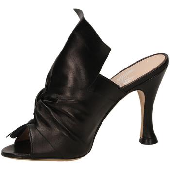 Zapatos Mujer Sandalias Mivida NAPPA nero-nero