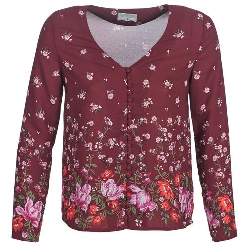 Casual Attitude LICINIA Burdeo - Envío gratis | ! - textil blusas Mujer