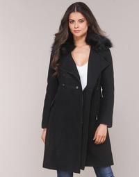 textil Mujer Abrigos Moony Mood LITELA Negro