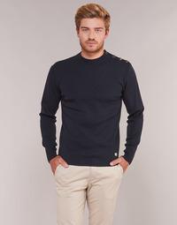 textil Hombre jerséis Armor Lux MATT Marino