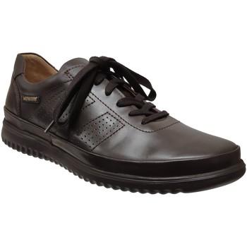 Zapatos Hombre Derbie Mephisto Tomy Cuero marrón