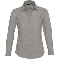 textil Mujer camisas Sols EMBASSY Plata