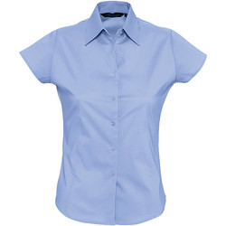 textil Mujer camisas Sols EXCESS Azul