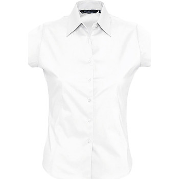 textil Mujer camisas Sols EXCESS Blanco
