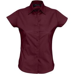 textil Mujer camisas Sols EXCESS violeta