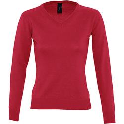 textil Mujer jerséis Sols GALAXY SWEATER WOMEN Rojo