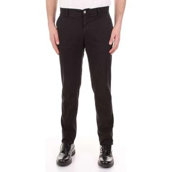 textil Hombre Pantalones con 5 bolsillos Mason's MILANO-CBE024 negro