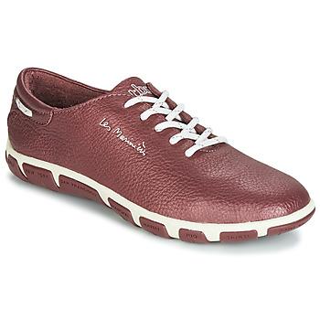 Zapatos Mujer Zapatillas bajas TBS JAZARU Burdeo