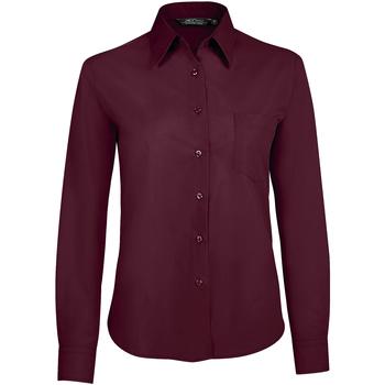 textil Mujer camisas Sols EXECUTIVE violeta