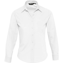 textil Mujer camisas Sols EXECUTIVE Blanco