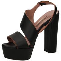 Zapatos Mujer Sandalias Albano KUT nero-nero