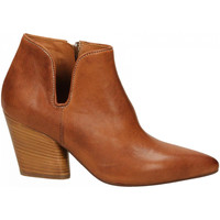 Zapatos Mujer Botines Mat:20 WEST cuoio