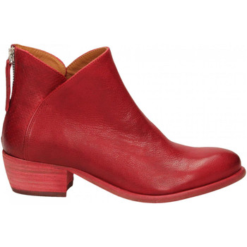 Zapatos Mujer Botines Mat:20 WEST rosso