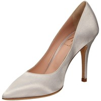 Zapatos Mujer Zapatos de tacón Malù RASO nikel-nikel