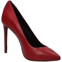 Zapatos Mujer Zapatos de tacón Marc Ellis CAMOSCIO fuego-rosso
