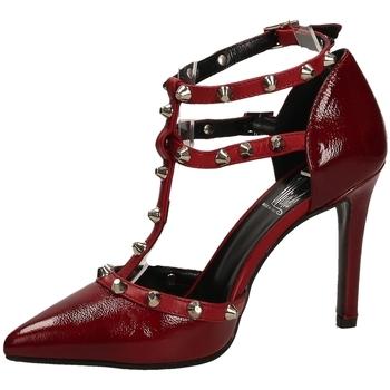 Zapatos Mujer Zapatos de tacón Mivida FINISH E NAPPA rosso-rosso