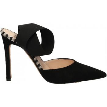 Zapatos Mujer Zapatos de tacón Enzo Di Martino CAMOSCIO nero