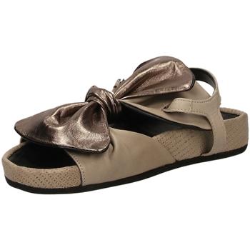 Zapatos Mujer Sandalias Fabbrica Dei Colli PLACE taupe-taupe