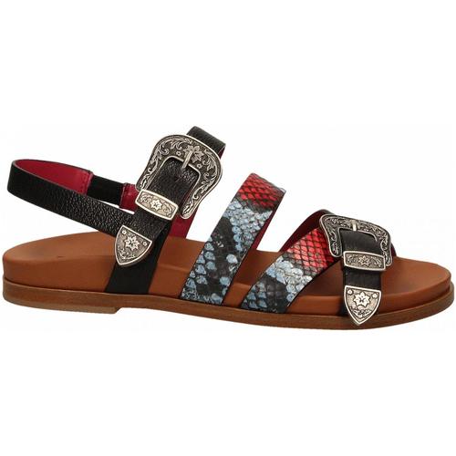 181 BOGORIA MALAGA nero - Zapatos Sandalias Mujer
