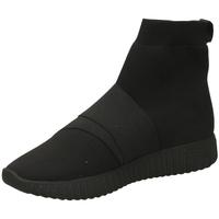 Zapatos Mujer Zapatillas altas Fessura DINGHY KNIT black-nero