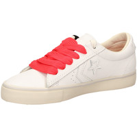 Zapatos Mujer Zapatillas bajas All Star PRO LEATHER VULC OX white-bianco